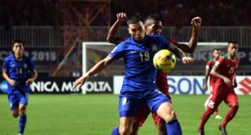 Video bàn thắng: Thái Lan 2-0 Indonesia