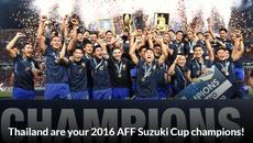 Thái Lan lần thứ 5 vô địch AFF Cup