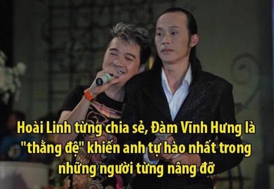 Hoài Linh lần đầu lên tiếng sau vụ Đàm Vĩnh Hưng tố mẹ