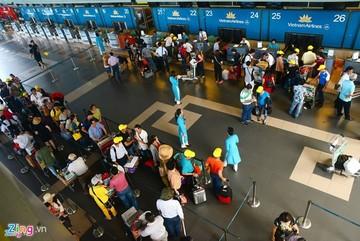 Cục Hàng không giới hạn tăng chuyến bay Tết Nguyên đán