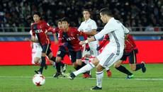 Video bàn thắng Real Madrid 4-2 Kashima Antlers