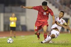 U21 Việt Nam đánh rơi chiến thắng ở phút cuối