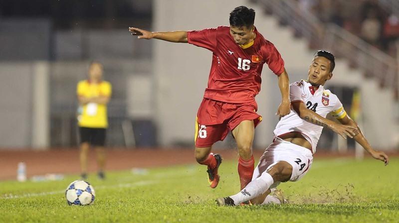 U21 Việt Nam vs U21 Myanmar,U21 quốc tế,Công Phượng,Xuân Trường