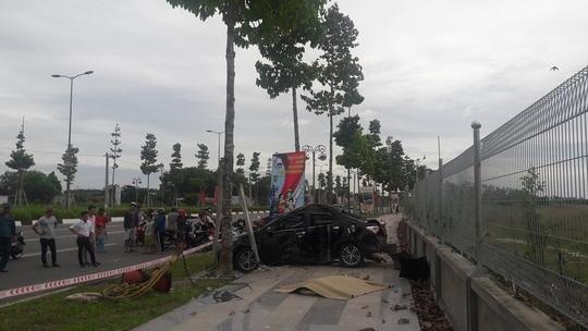 Chánh thanh tra Sở NN&PTNT Bình Dương tử vong trong ô tô