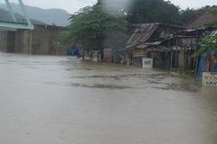 Nam Trung bộ lũ lụt kinh hoàng xin hãy chung tay sẻ chia