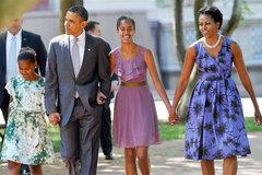 Con gái Obama lớn bổng sau 8 năm ở Nhà Trắng
