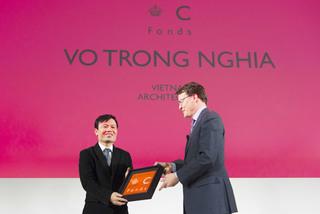 Kiến trúc sư Việt Nam nhận giải thưởng danh giá của Hà Lan