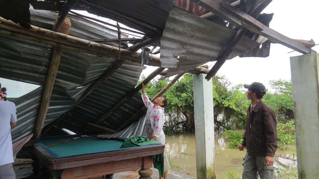 mưa lũ, miền Trung, ủng hộ, hoạn nạn, khó khăn