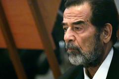 'Mỹ phạm sai lầm khủng khiếp với Saddam Hussein'