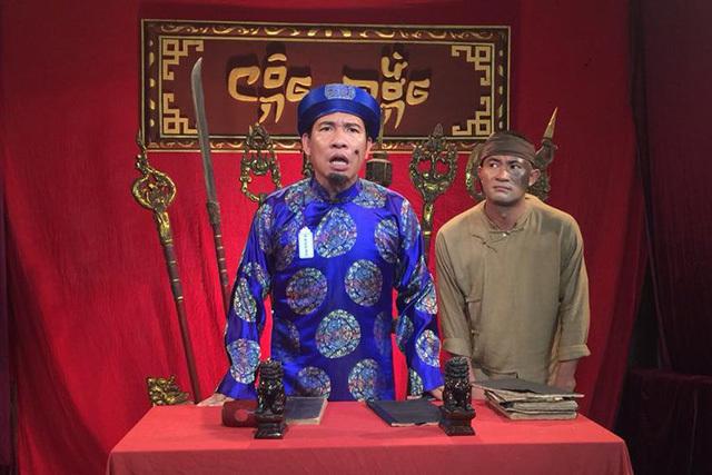 Quang Thắng từng phải ngủ nhờ nhà Công Lý