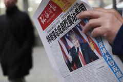 Bị 'chọc giận', báo TQ chê Trump không biết lãnh đạo siêu cường
