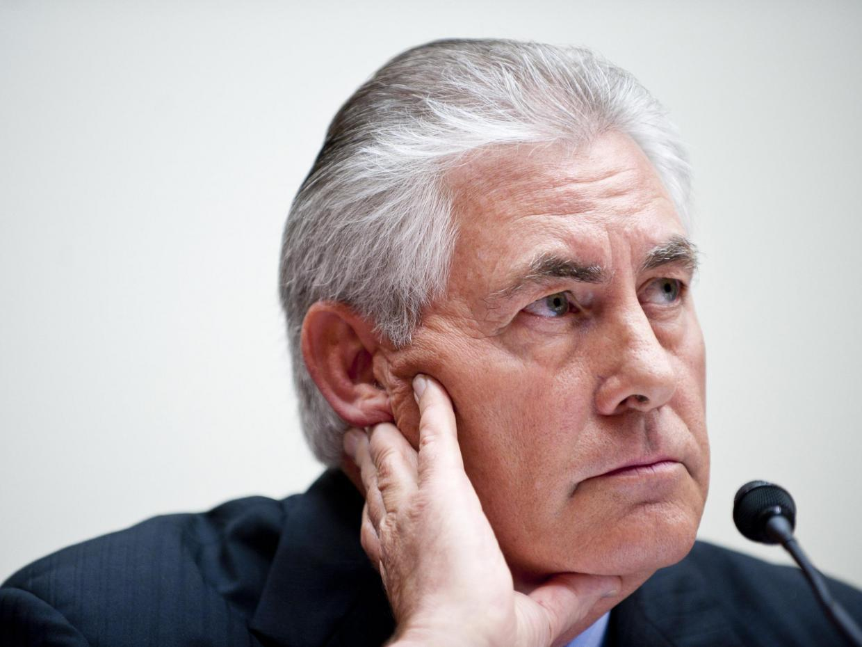 Rò rỉ tài liệu Ngoại trưởng Mỹ tương lai 'làm ăn' với Nga