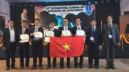 Việt Nam giành 1 HC Bạc Olympic quốc tế về Thiên văn học và Vật lý thiên văn