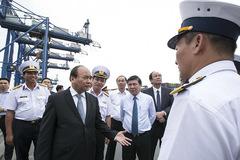 Thủ tướng khuyến khích tinh thần khởi nghiệp của người lính
