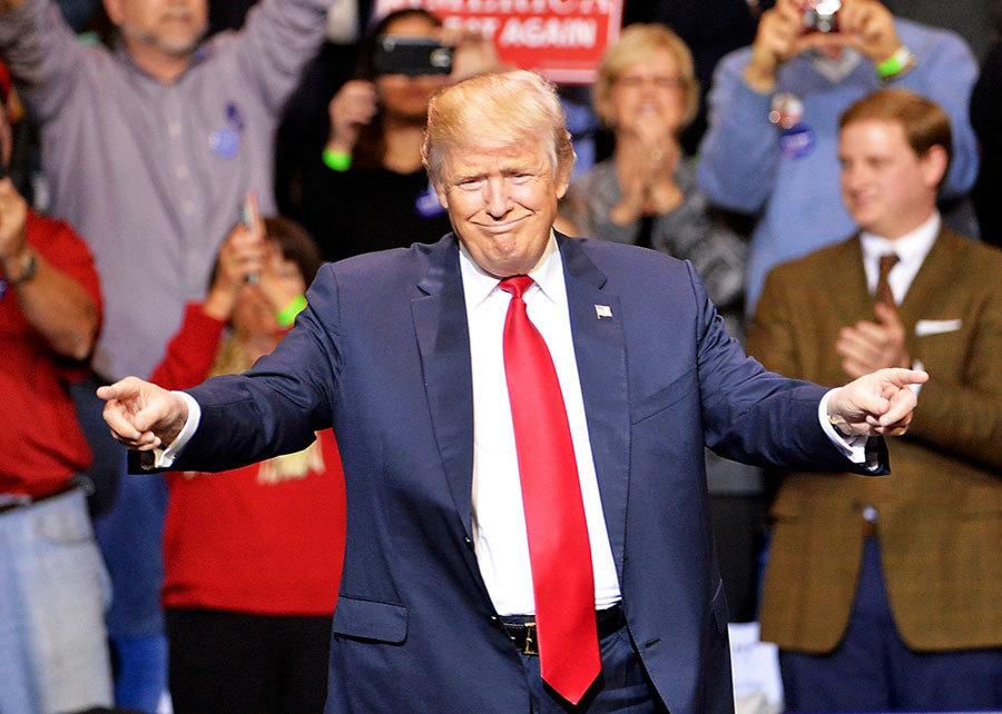 Trump chính thức được chọn làm Tổng thống Mỹ