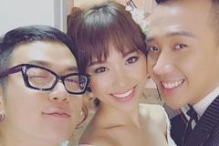 Trấn Thành mạnh tay chi bạo sắm toàn bộ váy cưới cho Hari Won