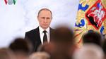 Putin quyền lực vô đối, giảm tối, tăng sáng