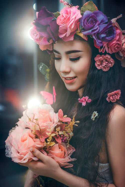 Linh Miu: 'Tôi không thích đàn ông giàu mà già'