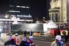 Nghi phạm khủng bố Berlin là người tị nạn Afghanistan
