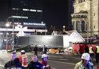 Hiện trường bi kịch vụ khủng bố chợ Giáng sinh Đức