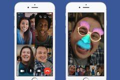 Facebook thêm tính năng video nhóm cho Messenger