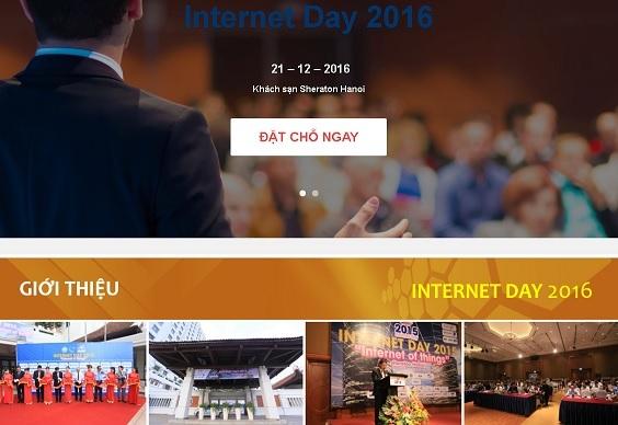 Internet Day 2016: Đề cao vai trò của nội dung số