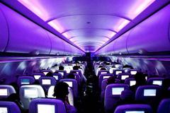 Lý do vì sao máy bay tắt điện khi hạ cánh