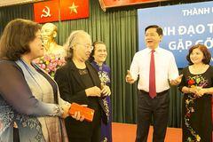 'Chung tay đưa TPHCM thành TP đáng sống trong khu vực'