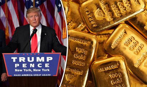'Thời của Trump': Xót ruột vàng đúc két vẫn lỗ tiền tỷ