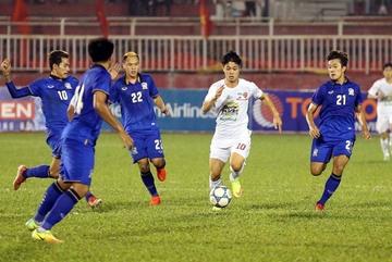 U21 HAGL thất bại trước U21 Thái Lan ở trận ra quân