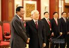 Ông Hun Sen: Quan hệ Campuchia-Việt Nam không thể thay đổi