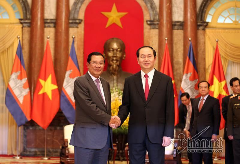 Thủ tướng Hun Sen, Thủ tướng Campuchia, Tổng bí thư, Chủ tịch nước, Chủ tịch QH