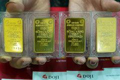 Giá vàng hôm nay 21/12: Mới nhích tăng nhẹ đã giảm vùi sâu