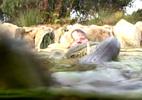30 phút rùng rợn của người đàn ông với rắn khổng lồ Anaconda
