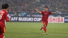 """Văn Thanh """"xé lưới"""" Indonesia lọt top 10 bàn thắng đẹp AFF Cup 2016"""