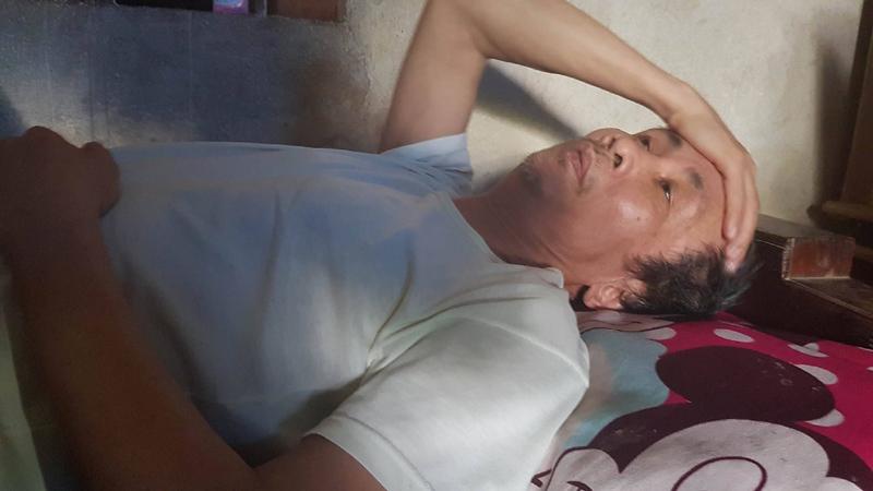 Tử tù Hàn Đức Long nấc nghẹn kể phút được trả tự do