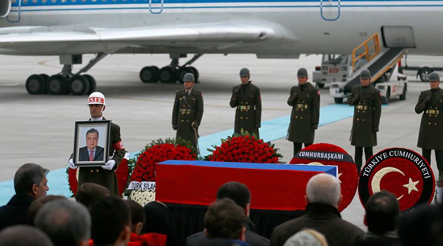 'Vụ Đại sứ Nga bị giết không châm ngòi thế chiến III'
