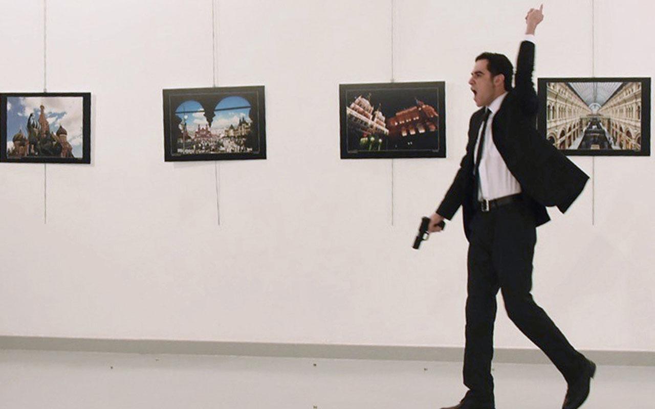 Kẻ ám sát đại sứ Nga từng bảo vệ Tổng thống Thổ