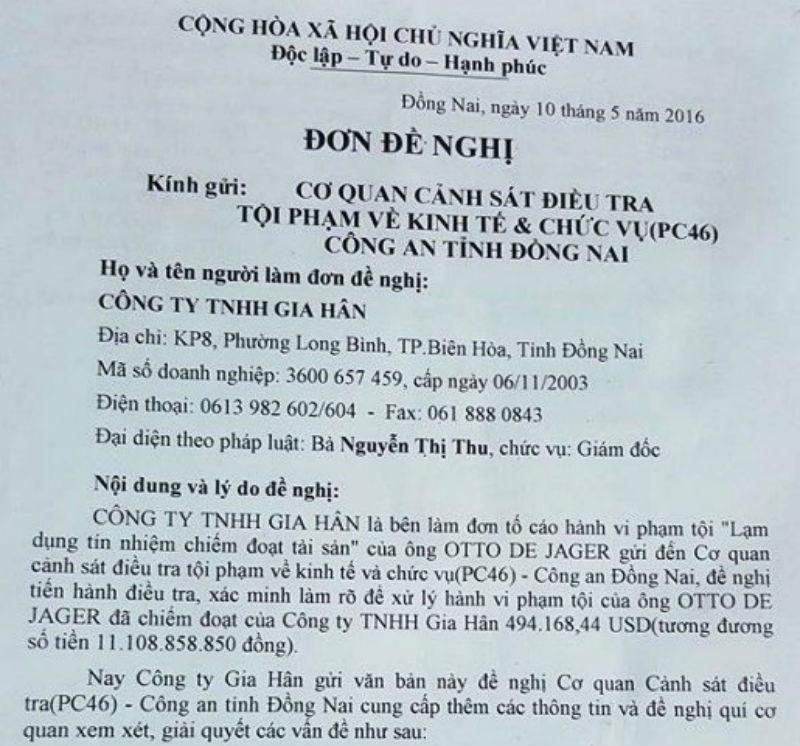 Kiện đòi nợ chồng ca sĩ Thu Minh: 'Được vạ má đã sưng'