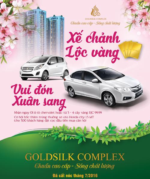 'Xế chảnh - Lộc vàng' mừng sinh nhật TNR Holdings
