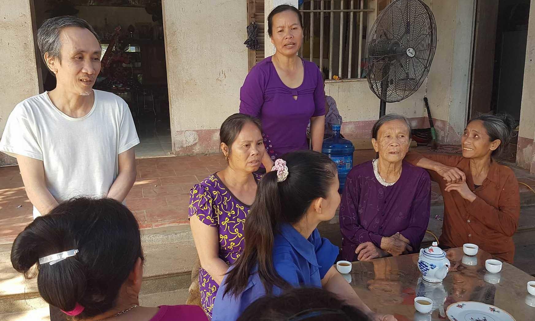 Nguyễn Thanh Chấn, Hàn Đức Long, Bắc Giang, án oan, tử tù được giải oan, tử tù thoát án tử, tử tù vô tội