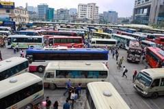 Chủ tịch HN 'truy' Giám đốc Sở chậm điều chuyển xe khách