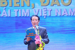 Tọa đàm 'Biển, Đảo - Trái tim Việt Nam'