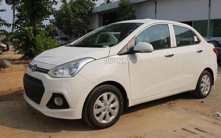 Những mẫu sedan rẻ nhất tại Việt Nam hiện nay
