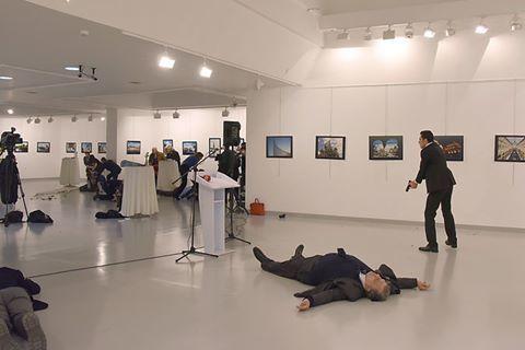 Đại sứ Nga bị ám sát