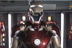 TQ trình làng bộ giáp Iron Man trong đời thực