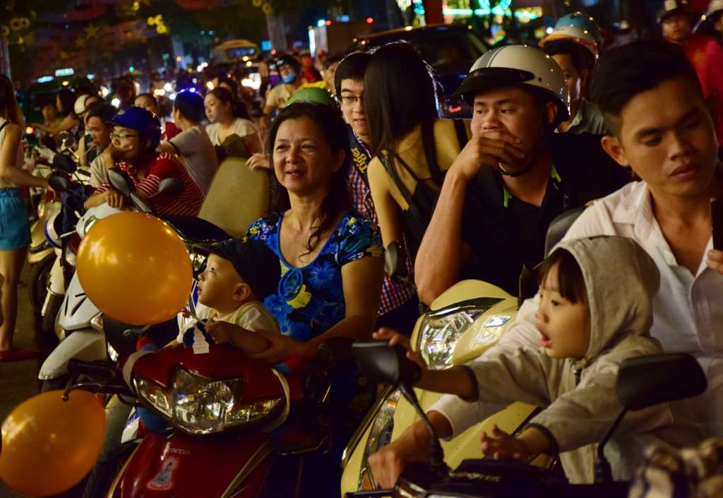 Noel 2016, Giáng sinh, Giáng sinh 2016, Noel Sài Gòn, Lễ Giáng sinh, Sài Gòn