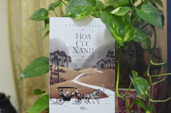 'Hoa cúc xanh' của nhà văn 8 lần được đề cử Nobel đến Việt Nam