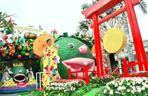 Suối Tiên ưu đãi đến 50% dịp Giáng Sinh, Tết Dương lịch
