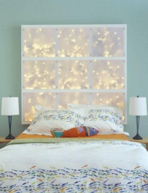 20161222152146 trang tri nha 25 Mách bạn cách trang trí nhà với đèn dây cho Giáng sinh thêm ấm áp